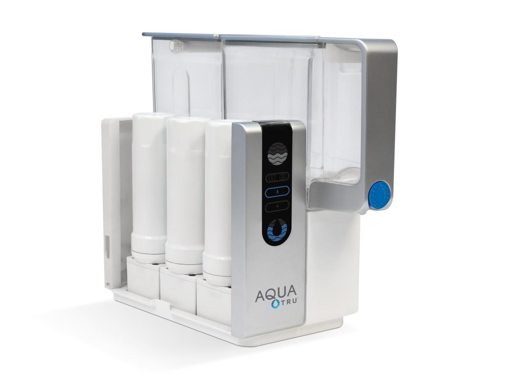 Aquatru Reverse Osmosis Water Purifier Chemtron Pte Ltd