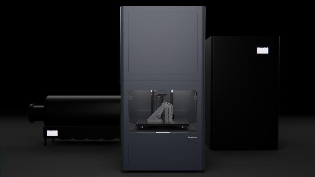 markforged metal x - Metal 3D Printer