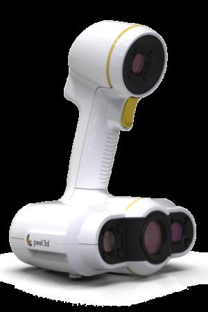 peel 3d scanner
