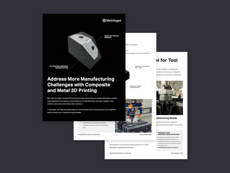 address-more-manufacturing-challenges -with-composite-and-metal-3d-printing